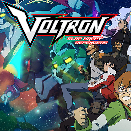 Casting Call Club Voltron Slap Happy Defenders