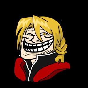 Default edward trollface by anineko d3fg9ht