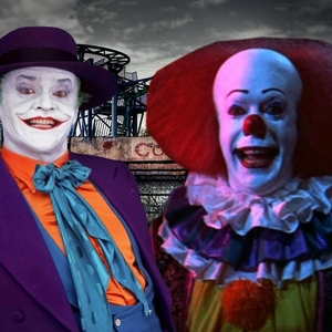Default the joker vs. pennywise