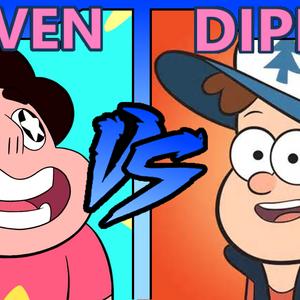 Default ff   steven vs dipper