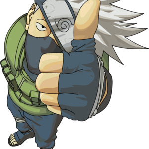 Default tumblr static thumb up kakashi