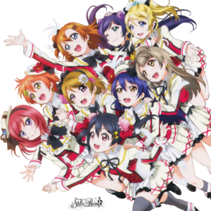 Default  render  83  love live  school idol project by stella reina d7mqi3m