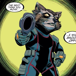 Casting Call Club : Guardians of the Galaxy Infinite Comics