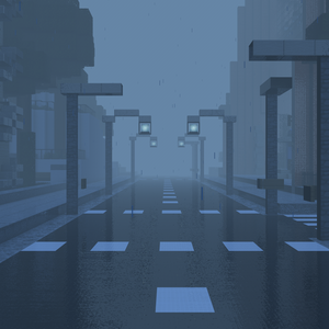Default modern city