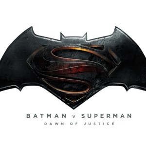 Default batman vs superman 2016 logo png
