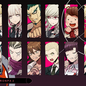 Default dangan ronpa 2