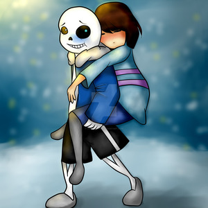 Default sans and frisk
