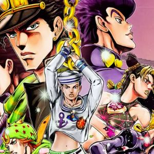 Casting Call Club Jojos Bizarre Adventure Eyes Of Heaven