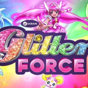 Default glitter force still