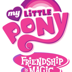 Default my little pony friendship is magic logo by makintosh91 d4l65u2