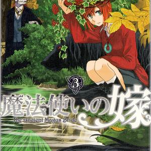 Default mahou tsukai no yome cover
