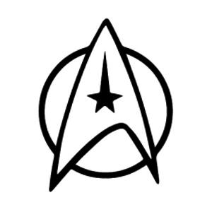 Default star trek logo