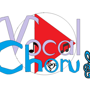 Default vocal chorus logo png
