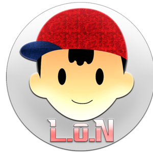 Default legend of ness logo