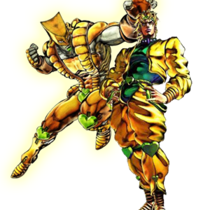 Default dio brando and the world by luciano6254 d6yrmu2