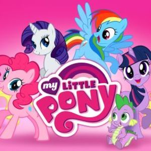 Default my little pony friendship is magic mobile game cover art