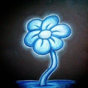 Default  undertale  echo flower by xandyrox246 d9zwqlq