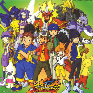 Default 600full digimon frontier artwork