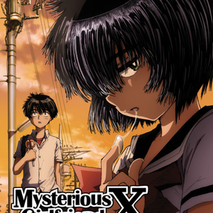 Default mysterious girlfriend x