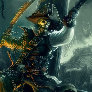 Default fantasy skull pirate