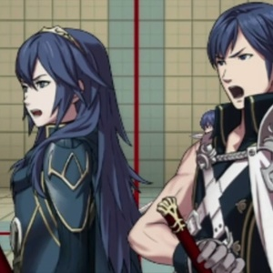 Default pxz2 chrom and lucina auditions pic