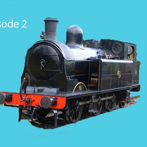 Default railway adventures episode 2 logo