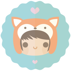 Default kawaii fox hat by apparate d8fymyv