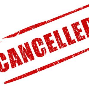 Default cancelled