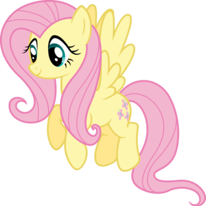 Default fluttershy  my little pony friendship is magic