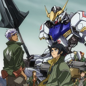 Default gundam iron blooded orphans
