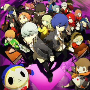 Default persona q shadow of the labrinyth artwork