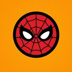 Default superhero and spider man logo 566148