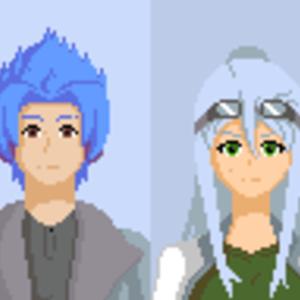 Default character portraits