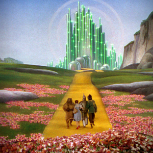 Default the wizard of oz 3