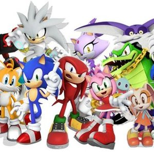 Default sonic the hedgehog characters by assassin sonic d4hdghe