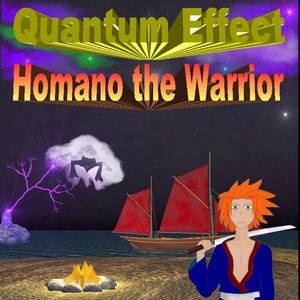 Default quantum effect homano the warrior
