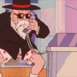 Default roshi not talking