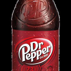 Default bottle dr pepper
