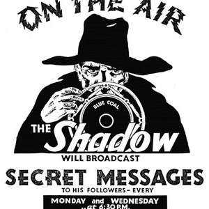 Default shadow radio show  1934 1935