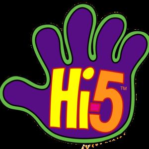 Default hi 5 logo