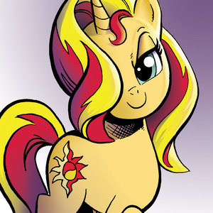 Default sunset shimmer color study by andypriceart d7x0kib