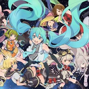 Default vocaloid