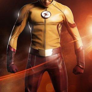 Default the flash kid flash full