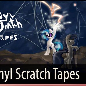 Default the vinyl scratch tapes announce