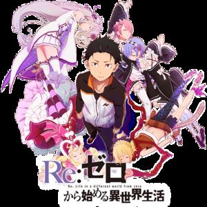 Default rezero kara hajimeru isekai seikatsu anime icon by wasir525 d9whg8t