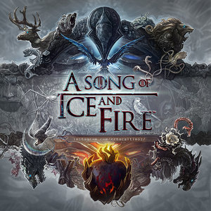 Default a song of ice and fire by ertacaltinoz d9fzd8e
