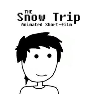Default the snow trip poster