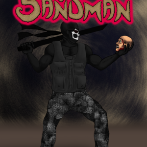 Default mr sandman issue 1 cover