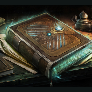 Default tome of elemental mastery by reza afshar art d9qqo6b