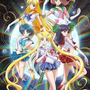 Default sailor moon crystal poster